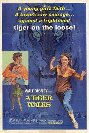 A Tiger Walks - Image: A Tiger Walks Film