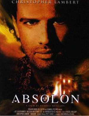 Absolon (film) - Promotional film poster