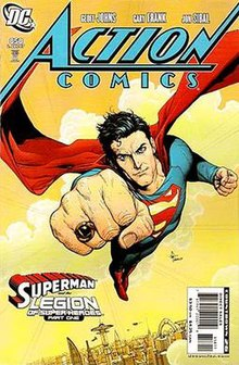 Superman and the Legion of Super-Heroes - Wikipedia