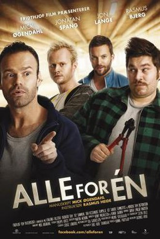 All for One (film) - Film poster