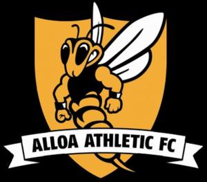 Alloa Athletic F.C. - Image: Alloa Athletic FC logo