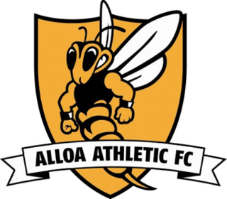 Alloa Athletic F.C. association football club