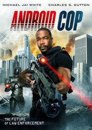 Android Cop - DVD cover