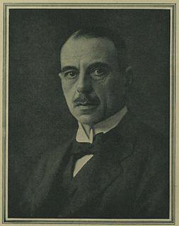 Sir Arthur Markham, 1st Baronet British politician