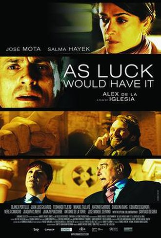 As Luck Would Have It (2011 film) - Image: As Luck Would Have It (2011 film)