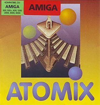 Atomix (video game) - Image: Atomix Coverart