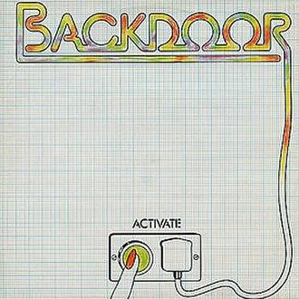 Activate (album) - Image: Back Door Activate