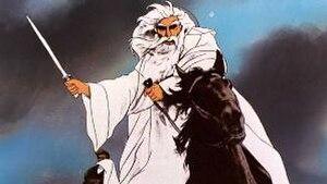 Gandalf - Gandalf in the 1978 animated film