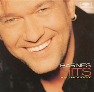 Barnes Hits Anthology - Image: Barnes Hits Anthology