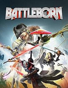 Battleborn (video game) - Wikipedia
