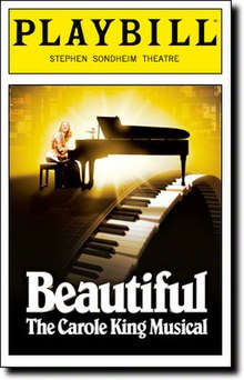 Beautiful The Carole King Musical Tour Pantages