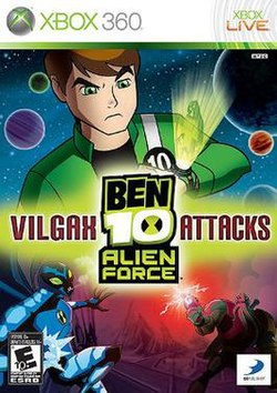 Ben 10 Alien Force: Vilgax Attacks - Wikipedia, the free encyclopedia
