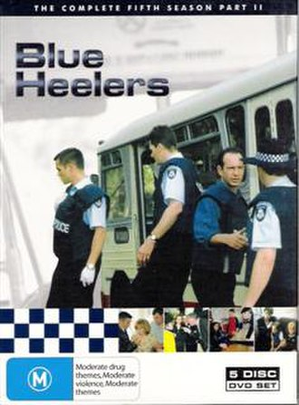 Blue Heelers (season 5) - Image: Bh dvd 5.2