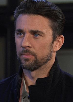 Chad DiMera - Billy Flynn as Chad DiMera