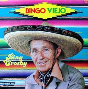 Bingo Viejo - Image: Bingo Viejo (album cover)