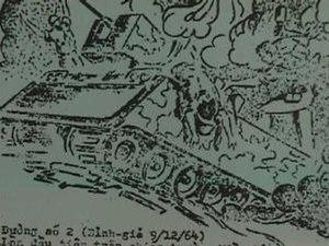 Battle of Binh Gia - Viet Cong propaganda depicting the Bình Gia campaign