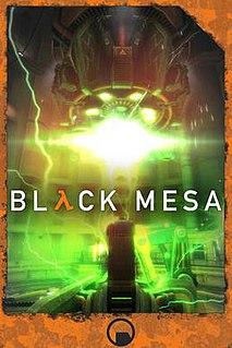 <i>Black Mesa</i> (video game) 2012 video game