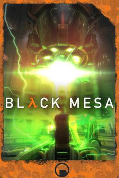 Picture of a game: Black Mesa