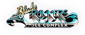 BladeRunners Ice Complex - Image: Blade Runners Ice Complex logo