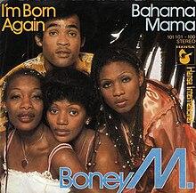 Boney m nationality