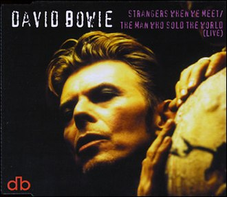 Strangers When We Meet (David Bowie song) - Image: Bowie Strangers When We Meet