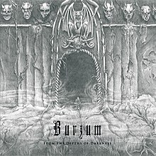 from the depths of darkness burzum
