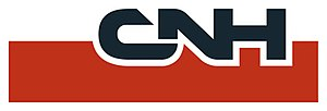 CNH Global - Image: CNH logo