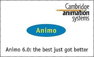 Cambridge Animation Systems - Image: Cambridge Animation Systems Animo