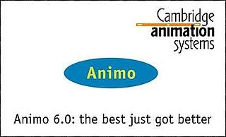 Cambridge Animation Systems Software company in United Kingdom