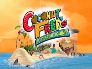 <i>Coconut Freds Fruit Salad Island</i> television program