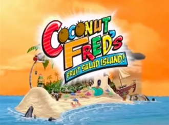 Coconut Fred's Fruit Salad Island - Image: Coconut Fred's Fruit Salad Island