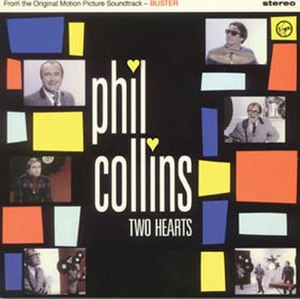 Two Hearts (Phil Collins song) - Image: Collins Hearts