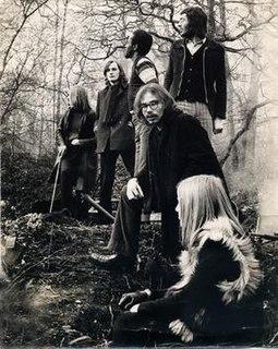 Comus (band) 70s British progressive folk band