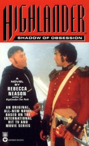 Darius (Highlander) - Cover of Highlander book Shadow of Obsession