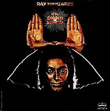 Cover to Ray Manzarek's first solo album.jpg The Golden Scarab.jpg