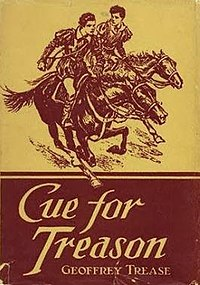 Cover of Cue for Treason