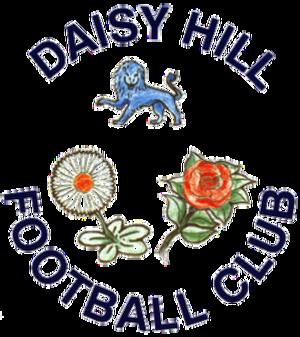 Daisy Hill F.C. - Image: Daisy Hill FC badge