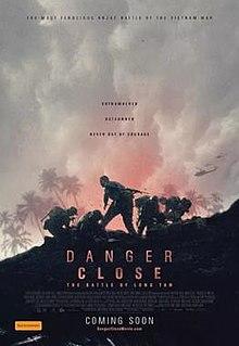 <i>Danger Close: The Battle of Long Tan</i> Australian war film about the Battle of Long Tan during the Vietnam War