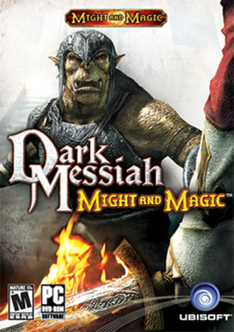 Dark Messiah of Might and Magic - Image: Dark Messiah of Might and Magic Coverart
