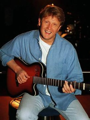 Darryl Cotton - Darryl Cotton in 1997