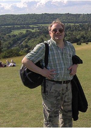 David Kessler (author) - Image: David Kessler