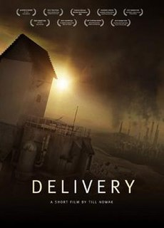 <i>Delivery</i> (film) 2005 film by Till Nowak