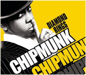 Chipmunk featuring Emeli Sandé — Diamond Rings (studio acapella)
