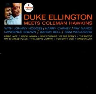 Duke Ellington Meets Coleman Hawkins - Image: Duke Ellington Meets Coleman Hawkins