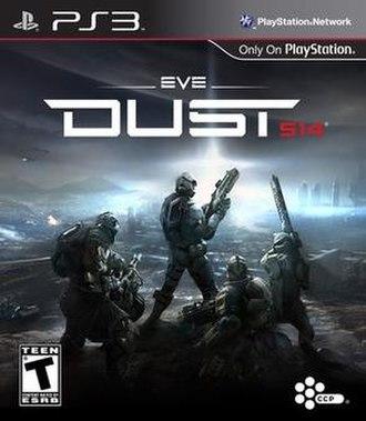 Dust 514 - Image: Dust 514Box Art