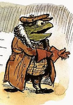 E.H. Shepard illustration of Mr Toad.jpg