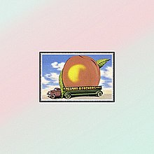 Eat a Peach (James Flournoy Holmes album - cover art).jpg