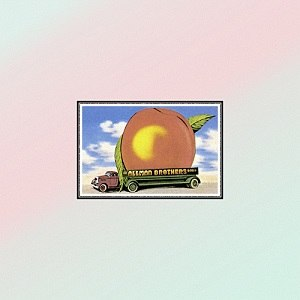 Eat a Peach - Image: Eat a Peach (James Flournoy Holmes album cover art)