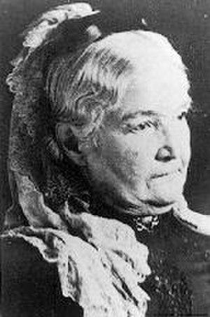 Ellen Nussey - Ellen Nussey in about 1895