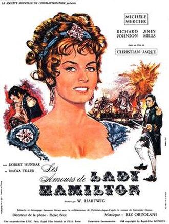 Emma Hamilton (film) - Image: Emma Hamilton (film)